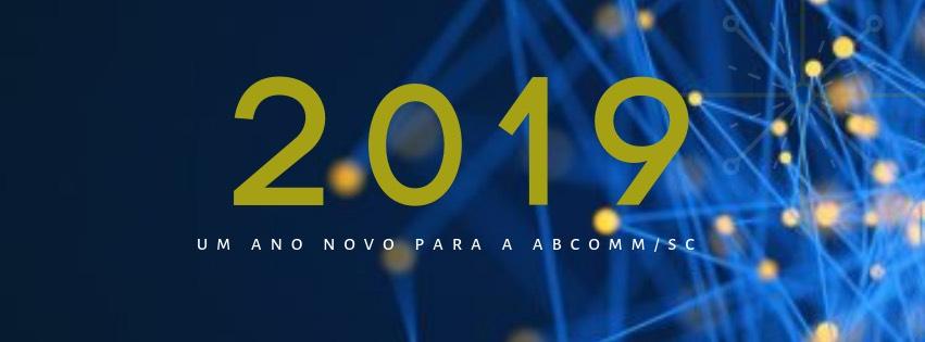 ABComm/SC apresenta agenda 2019