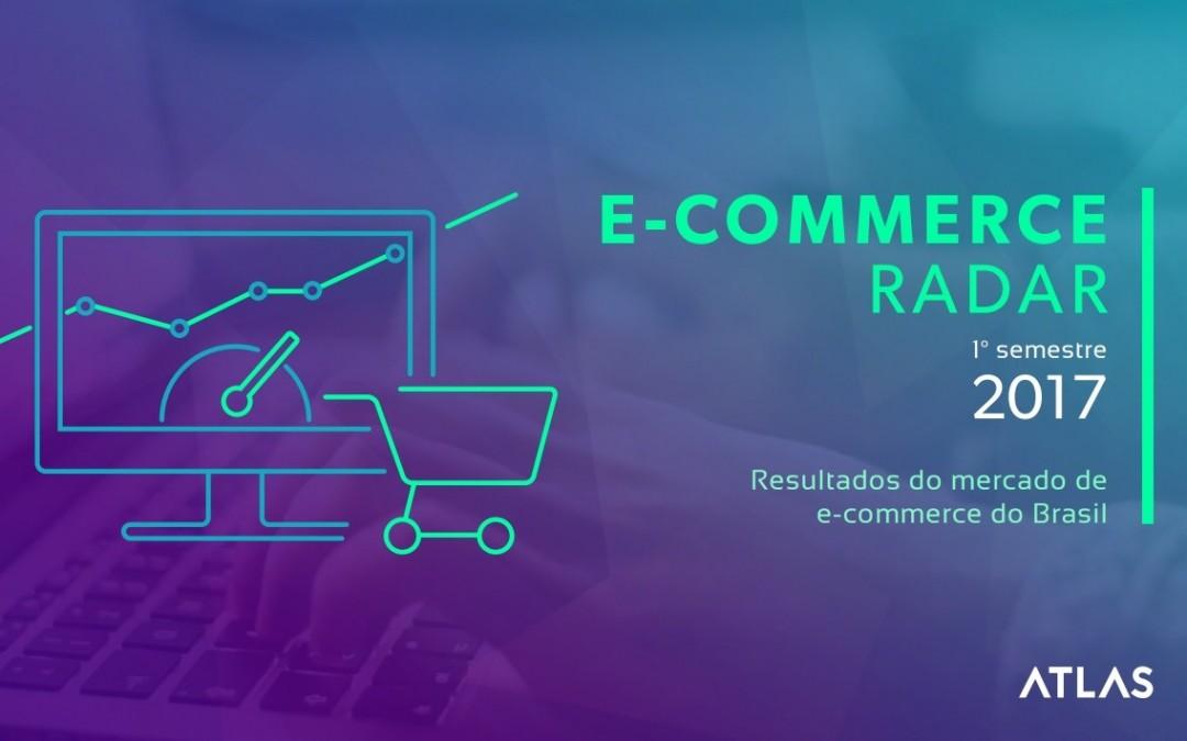 Panorama do e-commerce no 1° semestre de 2017