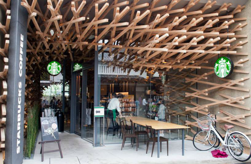 Starbucks está na lista das visitas técnicas do 1o International E-Commerce Experience